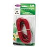Belkin Belkin® CAT5e Patch Cables BLK A3L79114REDS