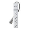 surge protectors: Belkin® Six-Outlet Home/Office Surge Protector