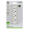 surge protectors: Belkin® SurgePlus USB Swivel Charger