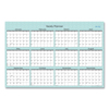 Blue Sky Picadilly Laminated Wall Calendar, 36 x 24, 2020 BLS 100031