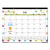 Blue Sky Blue Sky® Teacher Dots Academic Year Desk Pad BLS 105496