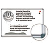 Presentation and Projection Equipment Microphones Megaphones: Best-Rite® Magne-Rite Magnetic Dry Erase Board