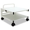carts and stands: BALT® Low Profile Mobile Printer Stand
