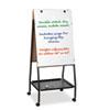 Best-Rite Best-Rite® Wheasel® Easel Dry Erase Board BLT 33250
