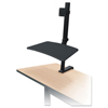 Balt BALT® Up-Rite Desk Mounted Sit-Stand Workstation BLT 91113