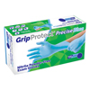 GripProtect Precise Blue 100 Nitrile Powder-Free Exam Gloves BAY GP4612