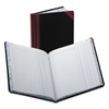 Boorum & Pease Boorum  Pease® Record and Account Book with Black and Red Cover BOR 38150J