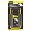 Stanley-bostitch-utility-knife-blades: Stanley Tools® Extra Heavy Duty Utility Blade 11-931D
