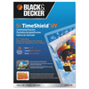 Stanley-Bostitch BLACK+DECKER TimeShield™ Laminating Pouches BOS LAM5X725
