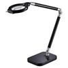 Lamps Lighting Magnifier Lamps: BLACK+DECKER PureOptics™ SummitZoom™ Ultra Reach Magnifier LED Desk Light