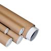 Staples Staples® Heavy-Duty Kraft Mailing Tubes BOX 497137