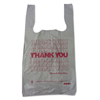 Brown Paper Goods Barnes Paper Company Plastic Thank-You T-Sack BPC 6415THYOU