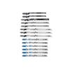 Bosch Power Tools High Carbon Steel Jigsaw Blade Assortments BPT 114-T14CPSC