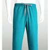 workwear: Grey's Anatomy - Men's 6-Pocket GA Logo Elastic-Back Scrub Bottoms