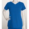 Grey's Anatomy Signature Womens Jr. 2-Pocket V-Neck Scrub Top BRC 2120-08-L