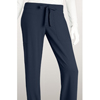 workwear womens pants: Grey's Anatomy Signature - Women's Jr. 3-Pocket Low-Rise Scrub Pant