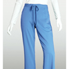 workwear pants: Grey's Anatomy - Women's Jr. 5-Pocket Drawstring Scrub Pants