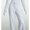 workwear xs: Grey's Anatomy - Women's Jr. 4-Pocket Elastic-Back Cargo Scrub Pant