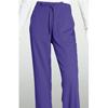 healthcare: Grey's Anatomy - Women's Jr. 4-Pocket Elastic-Back Cargo Scrub Pant