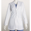 "workwear: Grey's Anatomy - Women's Jr. 32"" 3-Pocket Lab Coat with Embroidery"