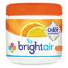 Air Freshener & Odor: Bright Air Super Odor Eliminator - Mandarin Orange & Fresh Lemon