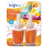 Air Freshener & Odor: BRIGHT Air® Electric Scented Oil Air Freshener Refills