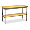 Barricks Barricks Utility Table BRK UTS1848LQ