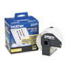 Brother Brother® Pre-Sized Die-Cut Label Roll for QL Label Printers BRT DK1202