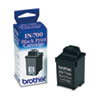 Imaging Supplies and Accessories: Brother IN700 Ink, Black