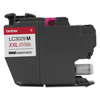 ink cartridges: Brother LC3029BK, LC3029C, LC3029M, LC3029Y Ink