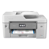 multifunction office machines: Brother BRTMFCJ6545DW All-In-One Inkjet