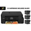 Brother Brother Work Smart™ MFC-J985DWXL All-in-One with 12 INKvestment Cartridges BRT MFCJ985DWXL