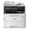 multifunction office machines: Brother MFC-L3750CDW Color Laser All-in-One Printer with Duplex Printing and Wireless Networking