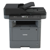 multifunction office machines: Brother MFC-L5900DW Business Monochrome All-in-One Laser Printer
