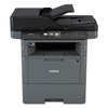 multifunction office machines: Brother MFC-L6700DW Business Monochrome All-in-One Laser Printer