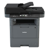 multifunction office machines: Brother MFC-L6800DW Business Monochrome All-in-One Laser Printer