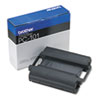 Brother Brother PC101 Thermal Ribbon Cartridge, Black BRT PC101