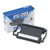 Brother Brother PC201 Thermal Transfer Print Cartridge, Black BRT PC201