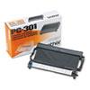 Brother Brother PC301 Thermal Transfer Print Cartridge, Black BRT PC301