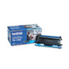 Brother Brother TN110C Toner, 1500 Page-Yield, Cyan BRTTN110C