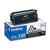Brother Brother TN540 Toner, 3500 Page-Yield, Black BRT TN540