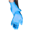 BSC Nitrile Medical Exam Gloves. Disposable. 4mil+, Size S. Latex and Powder Free - Blue BSC 228851