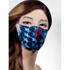 Pol Atteu Designer 90210 Face Mask American Dream Lady Collection BSC 450826