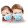 Detoxiz 3ply K-K12 Kids Ear Loop Disposable Blue Mask BSC 29750