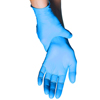 BSC Nitrile Medical Exam Gloves. Disposable. 4mil+, Size XS. Latex and Powder Free - Blue, 100 Gloves BSC 983177