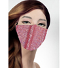Pol Atteu Designer 90210 Face Mask Pink Chateau Lady Collection BSC 863982