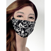 Pol Atteu Designer 90210 Face Mask Mixed Bouquet Lady Collection BSC 903275