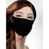 Pol Atteu Designer 90210 Face Mask Black Sky Lady Collection BSC 983905