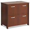 Filing cabinets: Office Connect by Bush Furniture Envoy Series Two-Drawer Lateral File