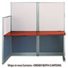 Bush Bush® Office in an Hour™ Straight Workstation BSH WC36492A103